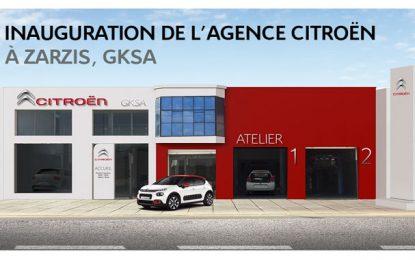 Citroën ouvre un point de vente à Zarzis