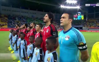 CAN 2017: Egypte-Burkina Faso en live streaming