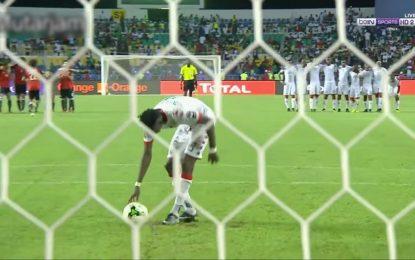 CAN 2017: Ghana-BurkinaFaso en live streaming