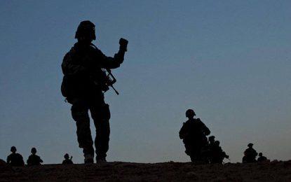 Kasserine : L'armée encercle des terroristes à Jebel Samama