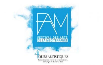 Sidi Bou Said abrite le Festival des arts de la Méditerranée