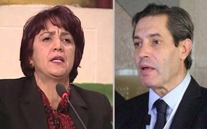 Abbou à Mouakher : « Ce n'est pas normal pour un ministre de mentir »