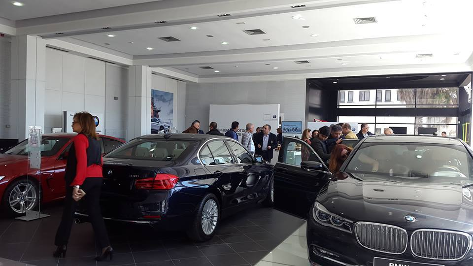 Ben Jomaa Showroom BMW
