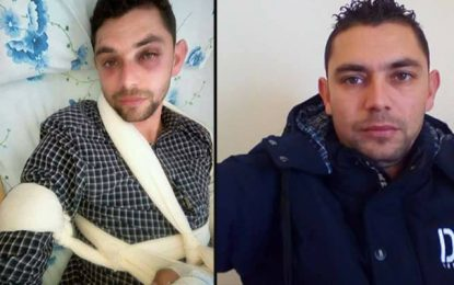 Béja : Arrestation des agresseurs présumés de l'agent Romdhani