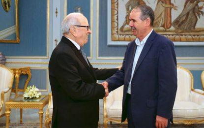 Grève générale pacifique : Ben Fredj félicite Caïd Essebsi !