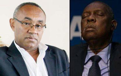 CAF : Ahmad Ahmad succède à Issa Hayatou
