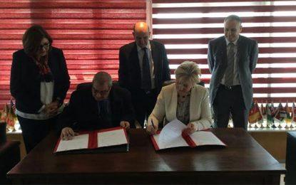 Accord de partenariat entre le Cepex et le FSEGT