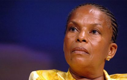Christiane Taubira à Tunis pour la Journée internationale de la femme
