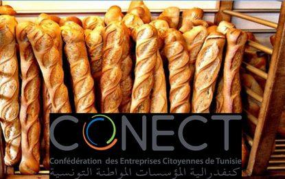 Conect : Des boulangers contre la grève des… boulangers