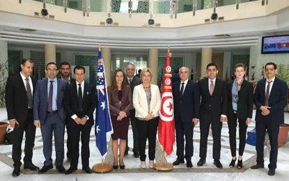 Des opérateurs australiens prospectent le marché tunisien