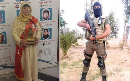 Egypte : La mère du soldat martyr Ghozlani sacrée mère exemplaire
