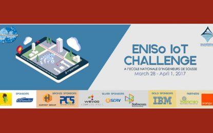La 2e édition de l'Eniso IoT Challenge