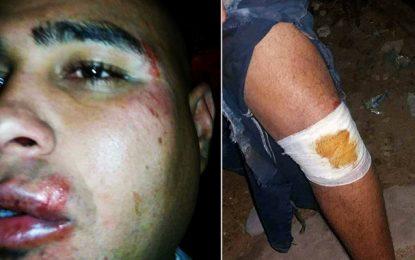 Gafsa : Un agent pénitentiaire agressé par des inconnus
