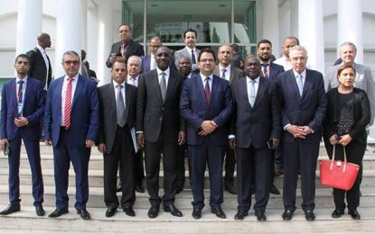 Mission d'hommes d'affaires tunisiens en Côte d'Ivoire