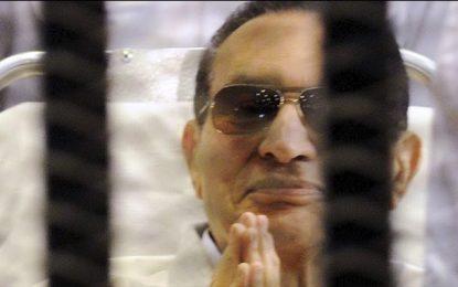 Egypte : Moubarak acquitté dans le meurtre des manifestants en 2011