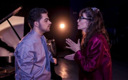 Théâtre : Leila Toubel présente ''Houriya'' à Montréal