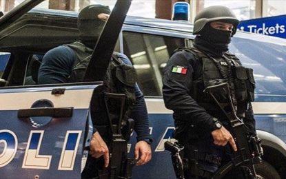Terrorisme : Trois Tunisiens et un Marocain arrêtés en Italie