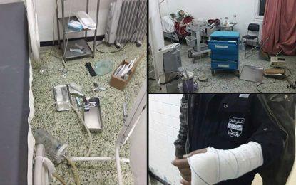 Kairouan : Renfort sécuritaire à l'hôpital Ibn El-Jazzar