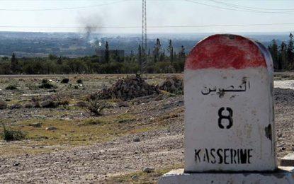 Kasserine : Arrestation de deux terroristes armés