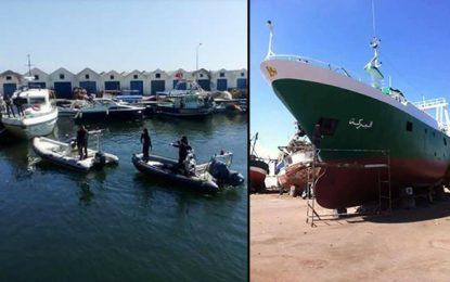 Naufrage d'El-Barka: Le corps de Haj Salem repêché à Mahdia