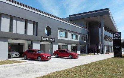 Economic Auto inaugure le nouveau site Mazda à Ben Arous