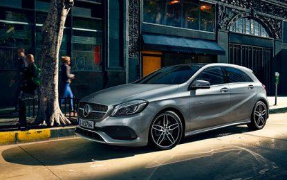 La Mercedes Classe A 160 Nouvelle Génération commercialisée en Tunisie
