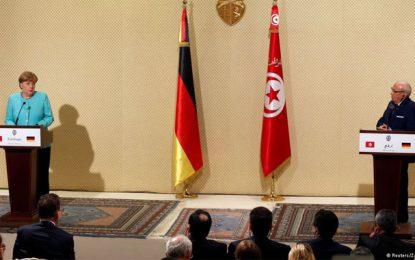 Visite de Merkel: Tunis et Berlin concluent un marché