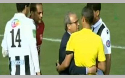 Sfax : Moncef Khemakhem suspendu de toute activité sportive