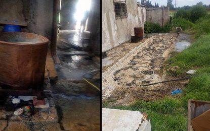 Nabeul : Fermeture d'un entrepôt insalubre de fabrication de fromage