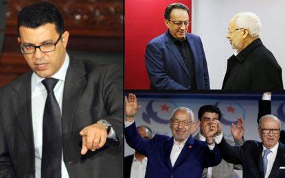 Rahoui : «Nidaa est un parti de pacotille, Ennahdha dirige le pays»