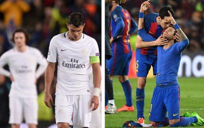 Barcelone – PSG : La mise à mort
