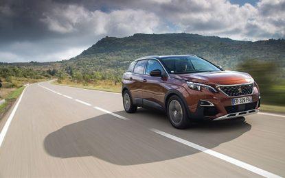 Voiture de l'année 2017, la Peugeot 3008 collectionne les prix