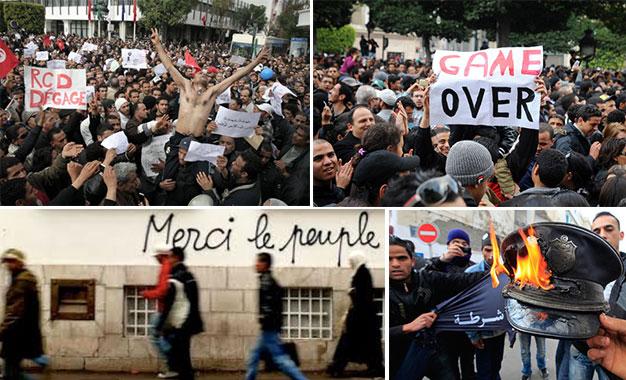 La Tunisie 2e démocratie dans la région Mena après Israël — The Economist