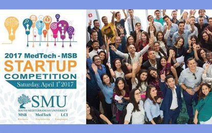 Entrepreneuriat : Clôture, samedi, de la «2017 SMU Startup Competition»