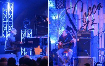 Kef : Moncef Genoud et NoJazz au Sicca Jazz