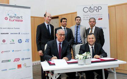 Partenariat et Smart Tunisia au profit de l'emploi des jeunes