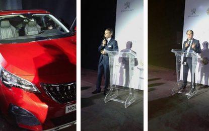 Le nouveau SUV Peugeot 3008 enfin en vente en Tunisie