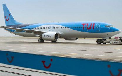 TUI Belgique reprend ses vols sur la Tunisie, fin mars