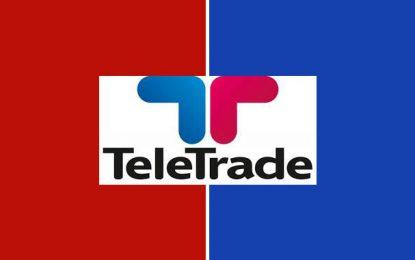 Formations de TeleTrade sur les marchés des changes et des actions