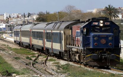 Mégrine : La collision de deux trains fait 27 blessés