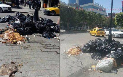 Tunis : Des citoyens sales et des autorités laxistes