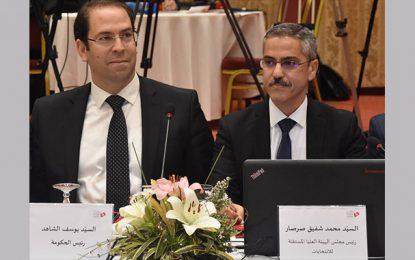Municipales : Chahed et Sarsar préparent le calendrier des élections