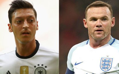 Angleterre-Allemagne: match amical en streaming