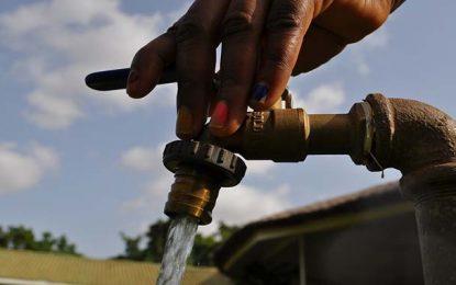 Perturbation de la distribution de l'eau potable à Mahdia et Sfax