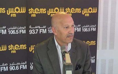 Ridha Belhaj : Certaines recrues de Nidaa Tounes ont reçu de l'argent
