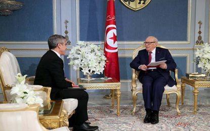 Sarsar reçu par Caïd Essebsi: Les municipales en décembre 2017