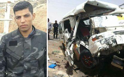 Douz : Trois morts et 4 blessés dans un accident