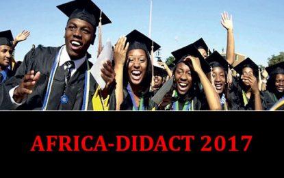 Utica : Le salon Africa-Didact 2017 du 27 au 29 avril