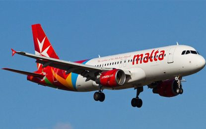 Air-Malta de retour à Tunis-Carthage