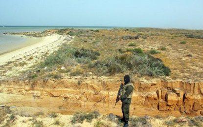 Ras Jedir : Arrestation de 5 étrangers entrés illégalement en Tunisie